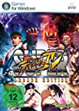 Super Street Fighter IV Arcade Edition [German Version]