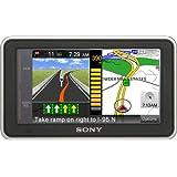 Sony NVU73T 4.3-Inch Widescreen Portable GPS Navigator