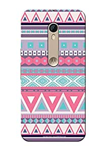 Sowing Happiness Printed Back Cover For Moto X Style