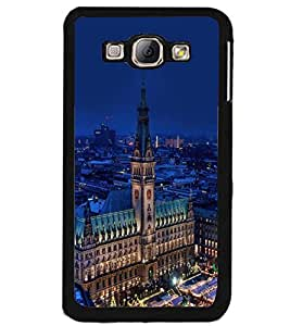 PRINTSWAG SCENERY Designer Back Cover Case for SAMSAUNG GALAXY A8