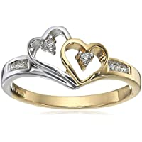 Up to 70% off on Diamond Rings & Wedding Bands at Amazon.com