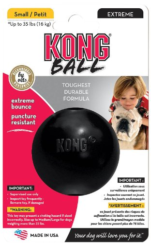 Kong Company 292078 Kong Extreme Ball Sm