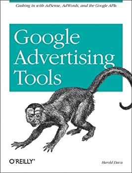 "Cover of ""Google Advertising Tools: Cashi..."