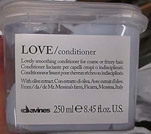 Davines Conditioner, Love, Smooth, 8.45-Ounces
