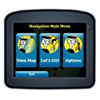 GPS Navigation For Dummies FD-220 3.5-Inch Portable GPS Navigator from Maylong Group