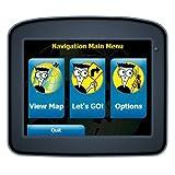 GPS Navigation For Dummies FD-220 3.5-Inch Portable GPS Navigator