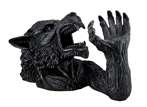 Werewolf Wine Bottle Holder
