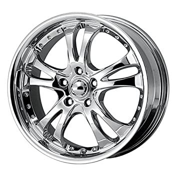 American Racing Casino AR683 Chrome Wheel (17x7.5/4x100mm)