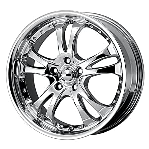 "American Racing Casino AR683 Chrome Wheel (17x7.5""/5x4.5"")"