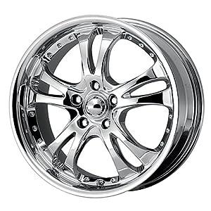 "American Racing Casino AR683 Chrome Wheel (17x7.5""/5x100mm)"