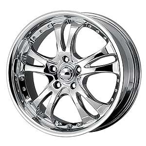 "American Racing Custom Wheels AR683 Casino Triple Chrome Plated Wheel (17x7.5""/5x114.3mm, +45mm offset)"