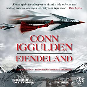Fjendeland [Enemy Territory] Audiobook