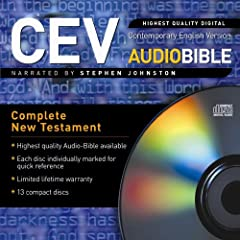 Contemporary English Version Audiobible New Testament