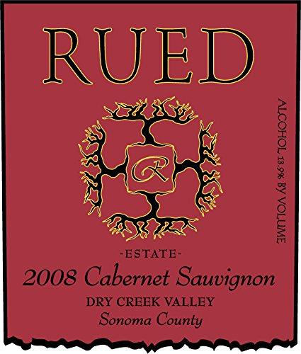 2008 Rued Cabernet Sauvignon 750 Ml