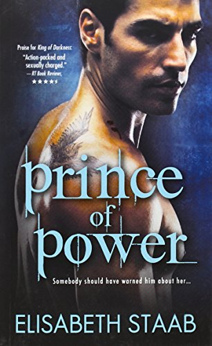 Image of Prince of Power (Chronicles of Yavn)