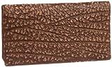 [タケダ] TAKEDA 竹田さんのカモシカ革・隠しポケット付き100万円収納 財布 T-2 BR (ブラウン)
