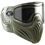 Empire Invert Helix Thermal Lense Paintball Mask Anti-Fog Goggle - Olive