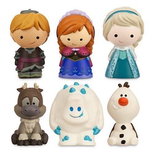 disney-store-us-frozen-bath-toys-elsa-anna-kristoff-marshmallow-olaf-sven