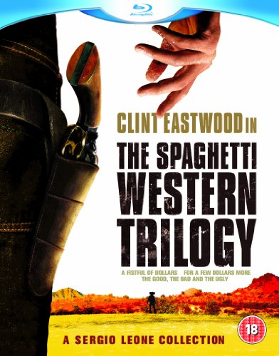 Spaghetti Westerns Blu-ray Collection (3 Films)