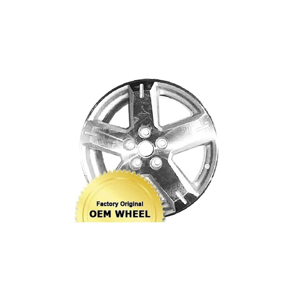 DODGE JOURNEY 19x7 Factory Oem Wheel Rim  MACHINED FACE SILVER   Remanufactured