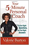 img - for Your 5-Minute Personal Coach: Ask the Right Questions, Get the Right Answers book / textbook / text book