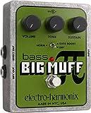 『並行輸入品』Electro Harmonix ◆ Bass Big Muff ◆ベースコンパクトエフェクター/ベース用ディストーション