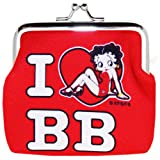 Genuine Betty Boop 'I love BB' Coin Purse