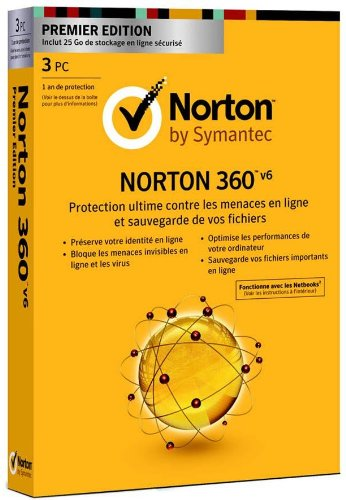Ship And Support Within 24 Hrs Norton 360 Premier Edition 2013 - 1 Pc 1 Year front-783983