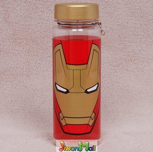 Iron Man basic bottle (500ml) EB4954 - 1