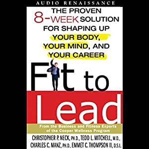 Fit to Lead Audiobook