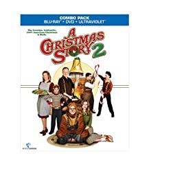 A Christmas Story 2 (Blu-ray+DVD+UltraViolet Digital Copy Combo Pack)