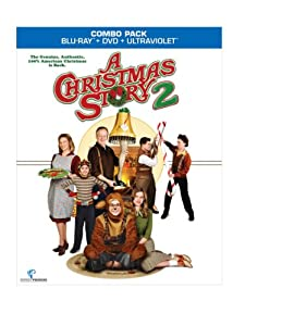 A Christmas Story 2 Blu-raydvdultraviolet Combo Pack from Warner Brothers/Eurpac