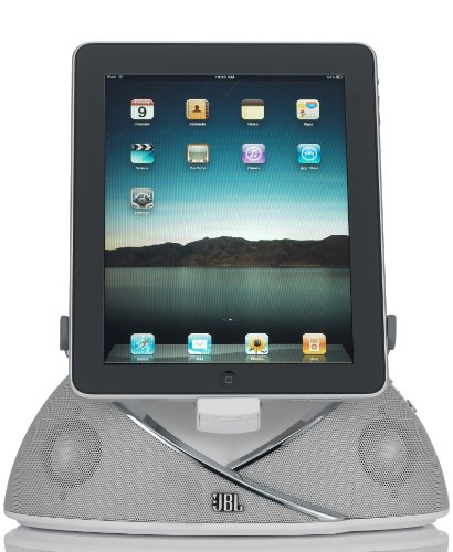 Jbl Onbeat 30-Pin Ipod/Iphone/Ipad Speaker Dock (White)