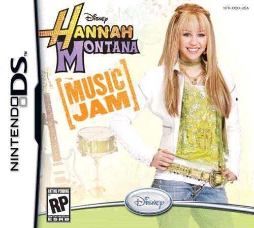 Hannah Montana: Music Jam - Nintendo DS - 1