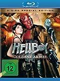 Hellboy II: Die goldene Armee (2-Disc Special Edition) [Blu-ray]