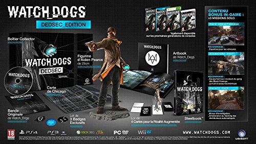 Watch Dogs – édition dedsec