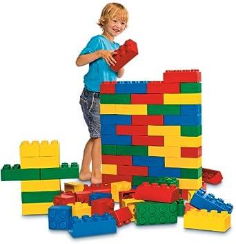 lego education soft bricks set 6033778 84 bricks