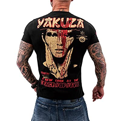 Yakuza ORIGINAL T-Shirt TSB 610 - schwarz