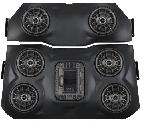 Ssv Works Wp-Rz3O6 Polaris Rzr Xp1000 Bluetooth 6 Speaker Overhead Stereo System