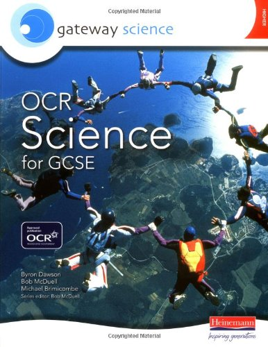 Gateway Science: OCR Science for GCSE: Higher Student Book (Edexcel Gcse Mathematics S.)