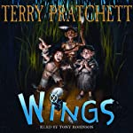 Wings: The Bromeliad Trilogy #3 | Terry Pratchett