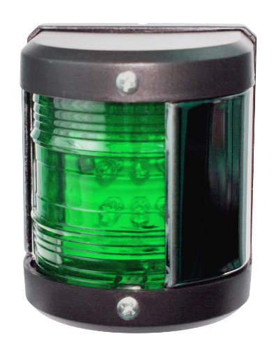 SeaSense Starboard LED Navigation Light, Green