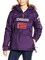 Geographical Norway Chaqueta Building (Morado)