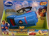 Uncle Milton Fireworks Lightshow Disney/Pixar Fireworks Light Show Launcher Kit