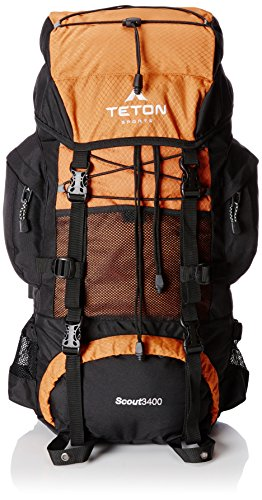 TETON Sports Scout Internal Frame Backpack