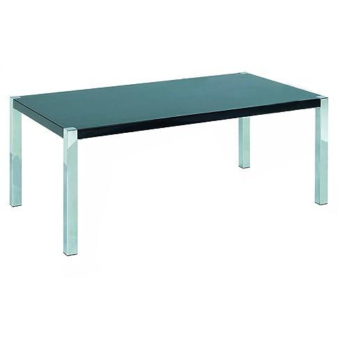 LPD Furniture–Tavolino da caffè, in nero