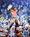 Triple H WWE Champion 821510 Glossy Photo