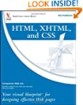 HTML, XHTML, and CSS: Your Visual Blu...