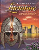 img - for Elements of Literature: Sixth Course Literature of Britain With World Classics book / textbook / text book