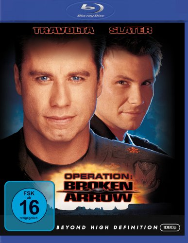 Operation: Broken Arrow [Blu-ray]